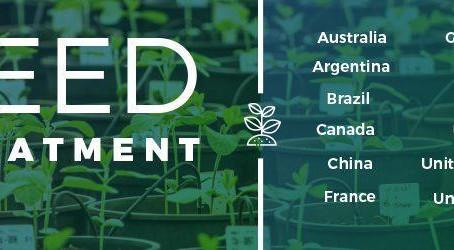 O mercado de tratamento de sementes na França
