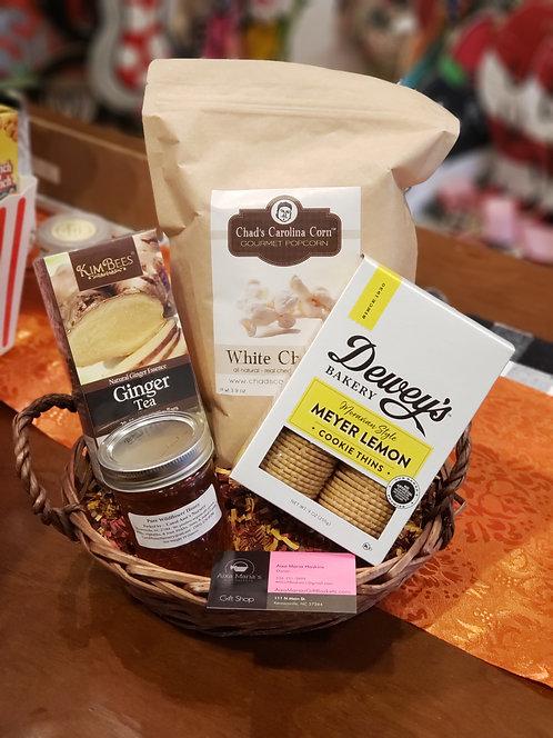 NC Themed Gift Basket