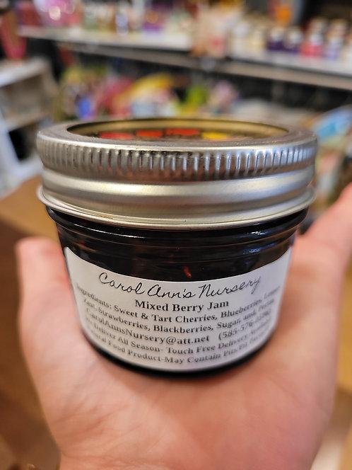 Carol Ann's Nursery Mixed Berry Jam