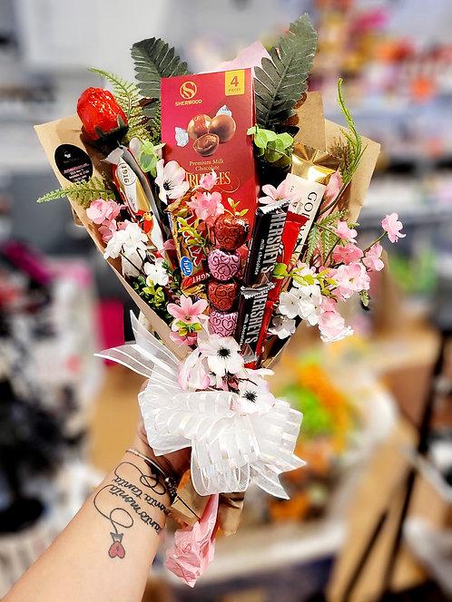 Chocolate Floral Bouquet