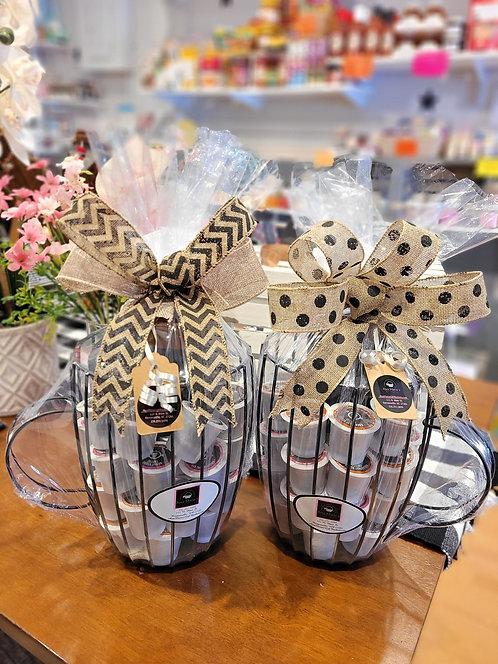 Coffee Lover's Pod Basket