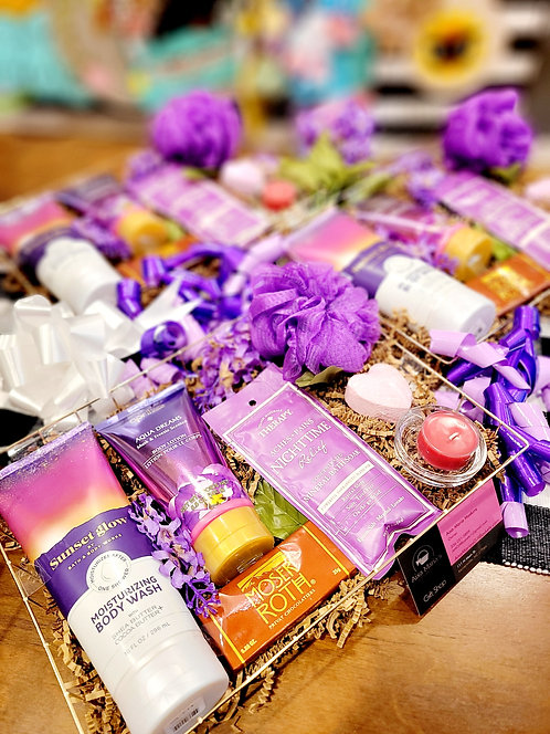 Women's BBW Spa Gift Basket