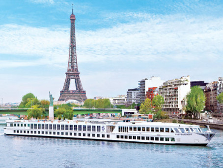 The Top 3 River Cruises for 2021-- And Why ​You ​Should Come Aboard!