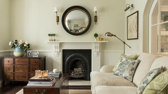 Interior. London, UK