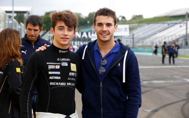 Photo credit: http://f1i.com/news/318151-leclerc-races-with-two-very-special-people-always-on-his-mind.html