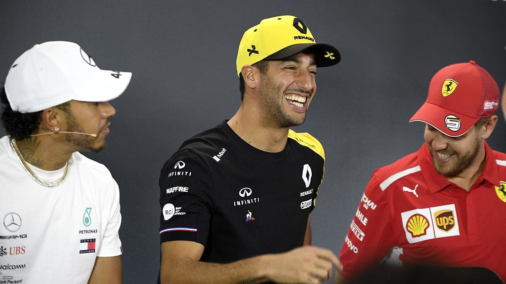 Photo credit: https://www.foxsports.com.au/motorsport/formula-one/f1-news-australian-grand-prix-2019-daniel-ricciardo-renault-melbourne-prediction-odds-schedule-video-watch/news-story/67582b961ebb883f6dea76f569aa658b?nk=c9fef9a8b2d5af59b452094b52c9c756-1552642505