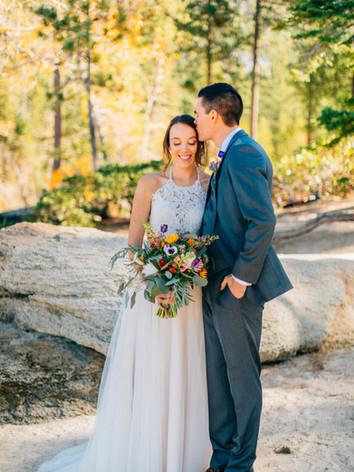 Tahoe Wedding