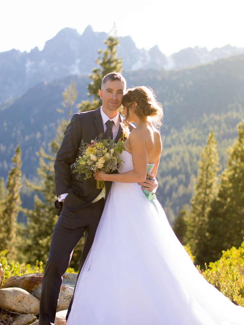 Graeagle Wedding