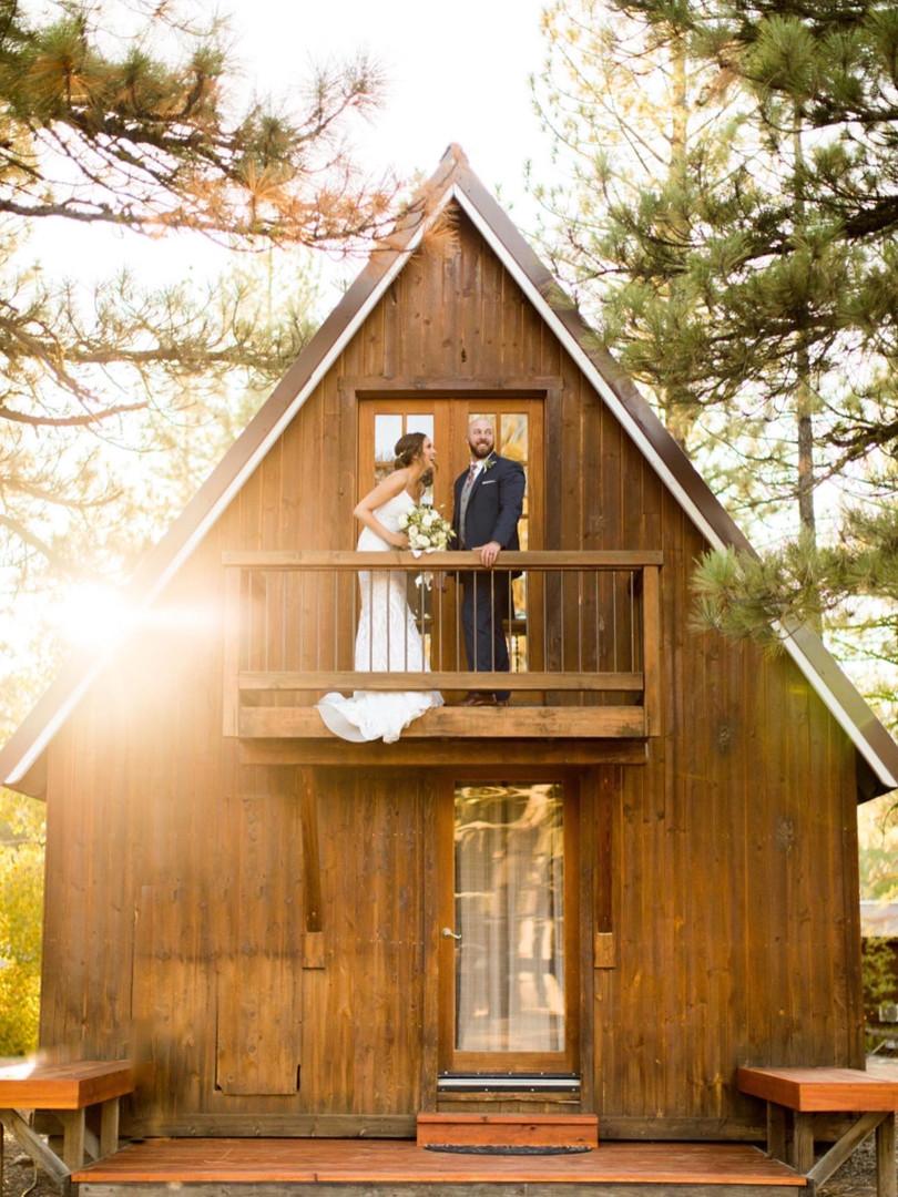 Chalet View Wedding