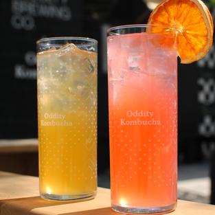 Oddity Kombucha Cocktails