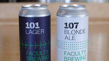101 Lager vs 107 Blonde Ale