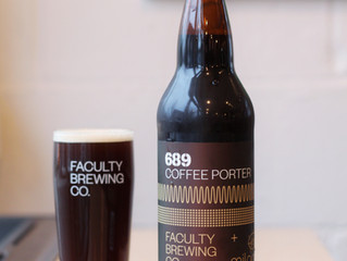 NEW BEER | 689 COFFEE PORTER