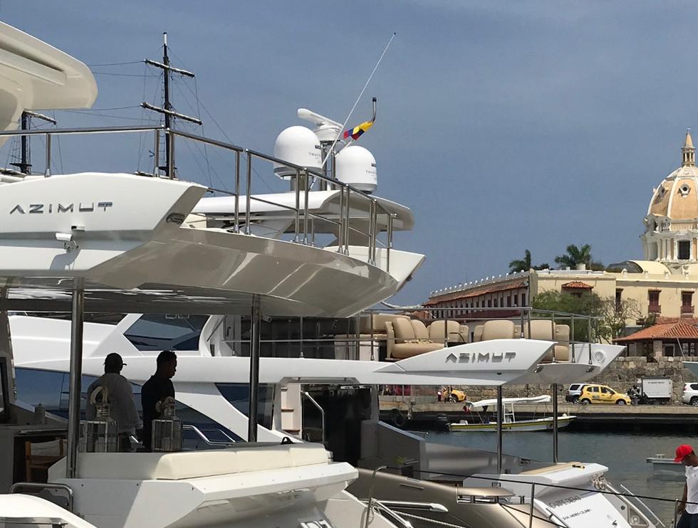 Azimut Yachts Cartagena