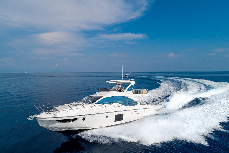 Azimut Yachts 55