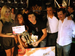 1st place Mba Romania