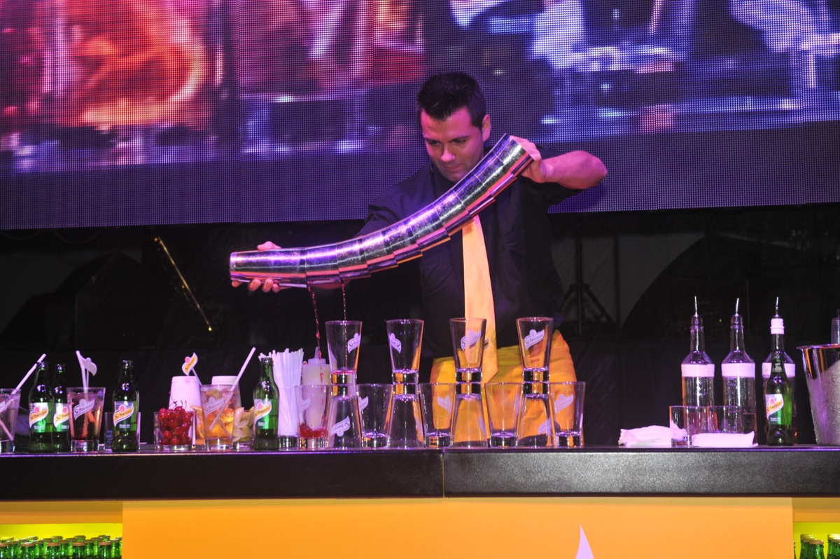 Event for Schweppes