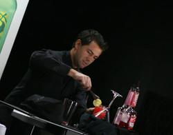 Making drinks