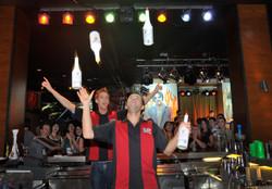 Flair Bar Show at R&R
