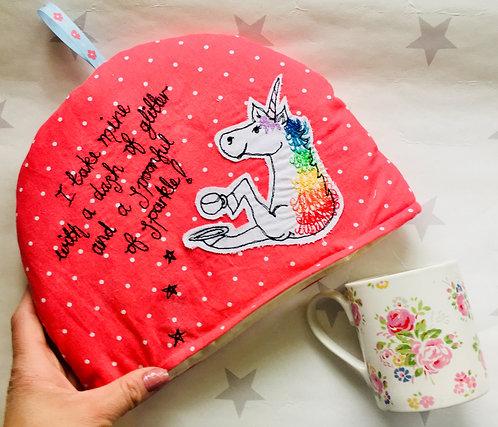 Unicorn Tea Cosy