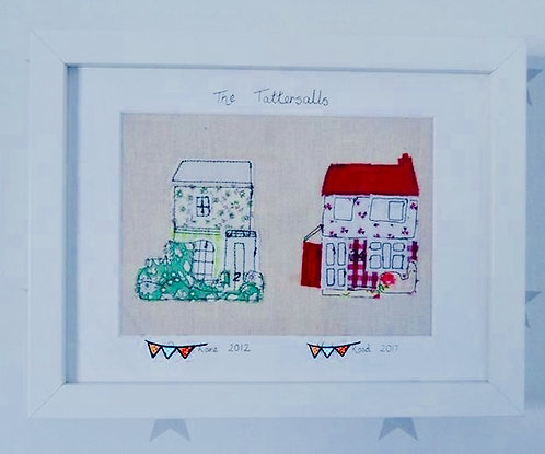 Personalised Home Embroidery