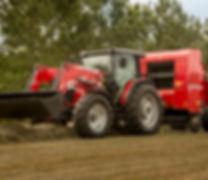 Massey Ferguson Loader Bucket Tractor
