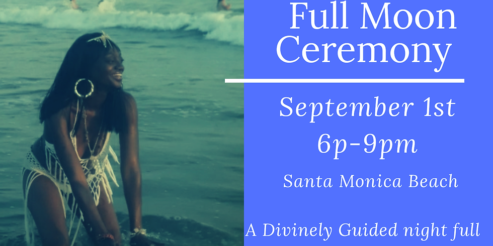 Laughter and RAlease Full Moon Ceremony