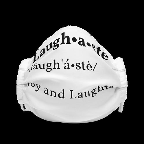 Laughastè Premium face mask
