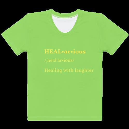 HEALarious Women's T-shirt