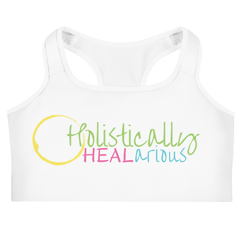 Holistically HEALarious Sports bra
