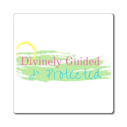 Divinely Guided... Magnets