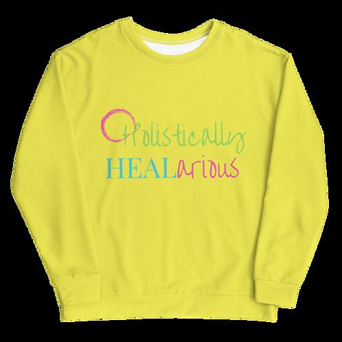 Holistically HEALarious Sweatshirt