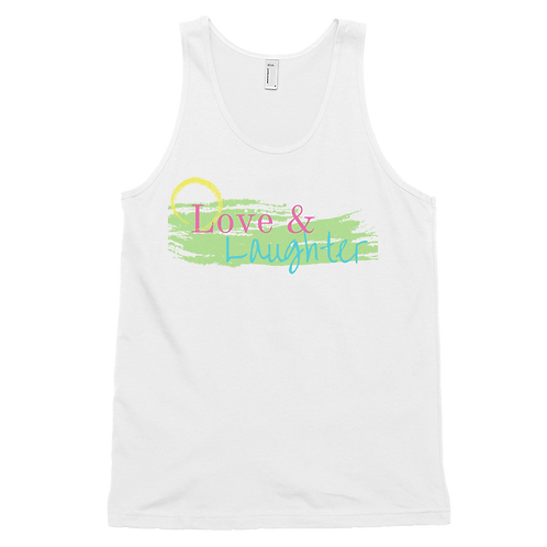 Love & Laughter Classic tank top
