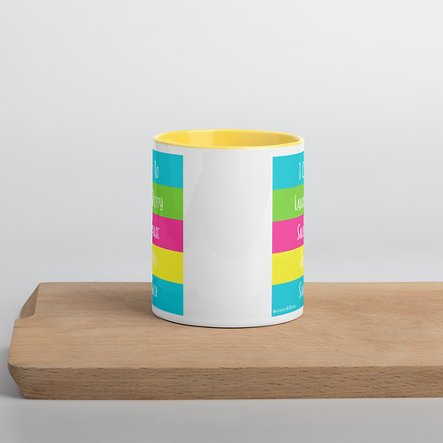 I choose... Mug with Color Inside