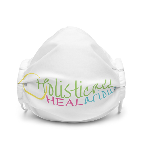 Holistically HEALarious Premium face mask