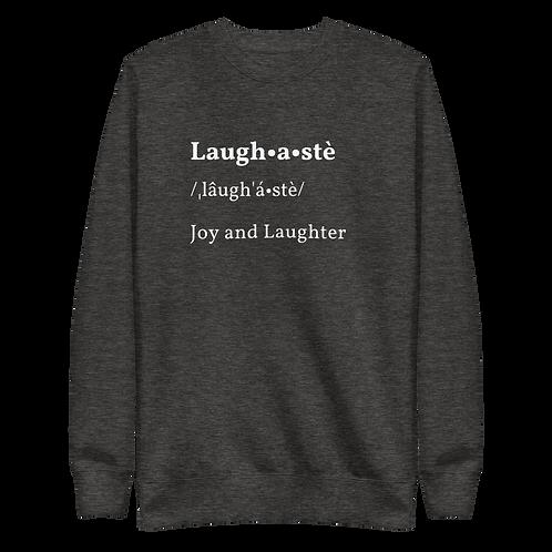 Laughaste Fleece Pullover
