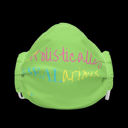 Holistically HEALarious Premium face mask