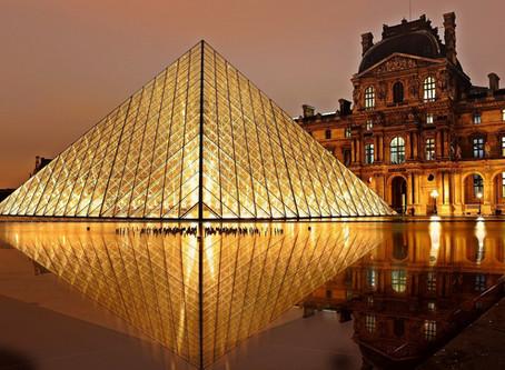 I. M. Pei -  The Louvre