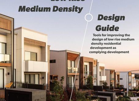 the low rise medium density housing code