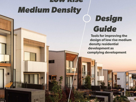 the low rise medium density housing code