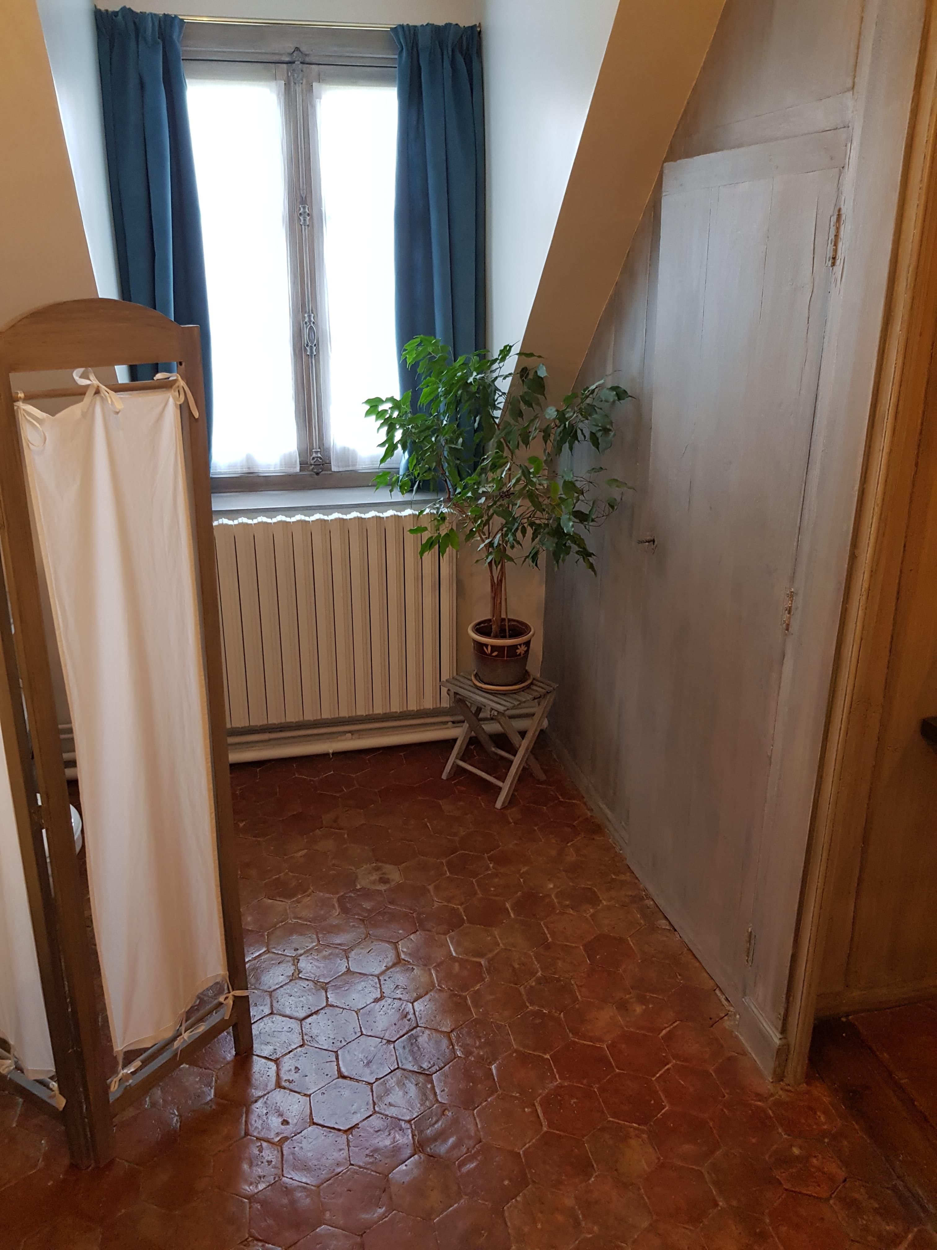 accès wc