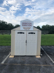 The Donation Shed