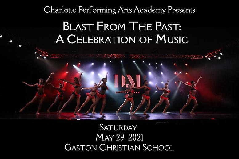 black, dancers, recital