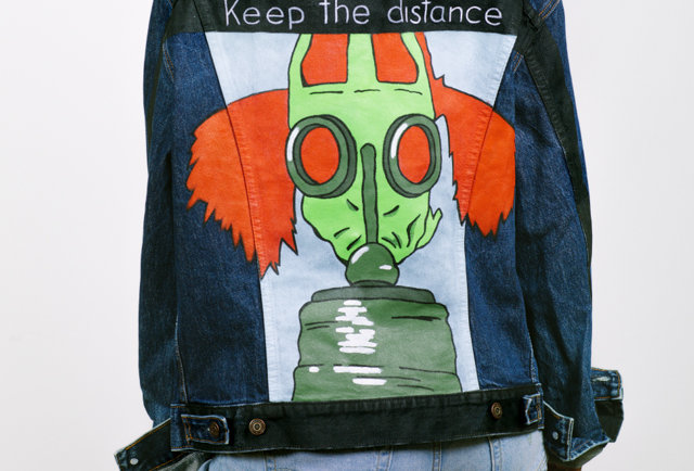 Keep the distance