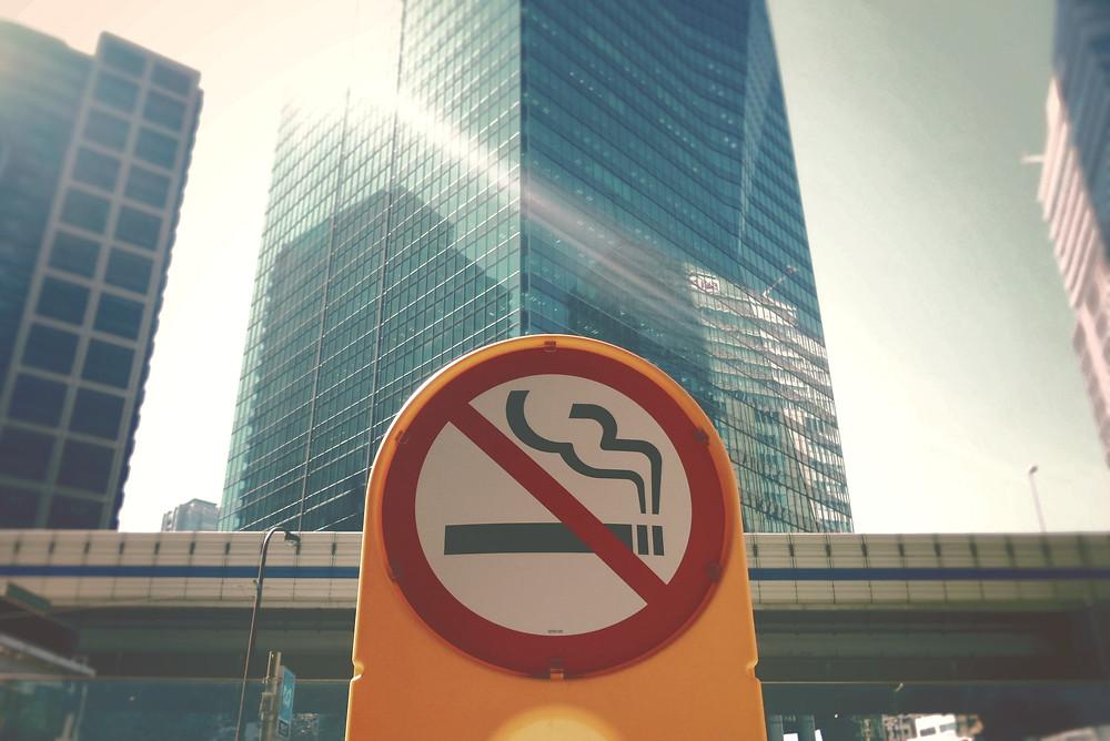ติดบุหรี่