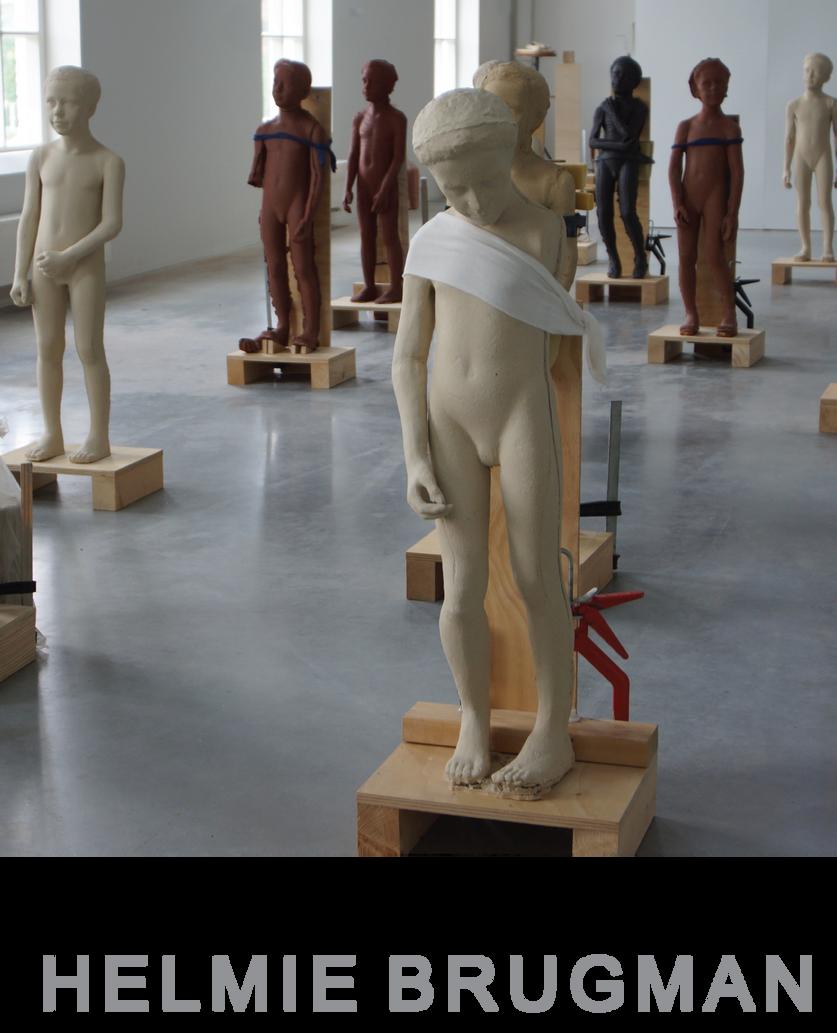 brochure: solo exhibition DE CACAOFABRIEK Helmond NL 2014