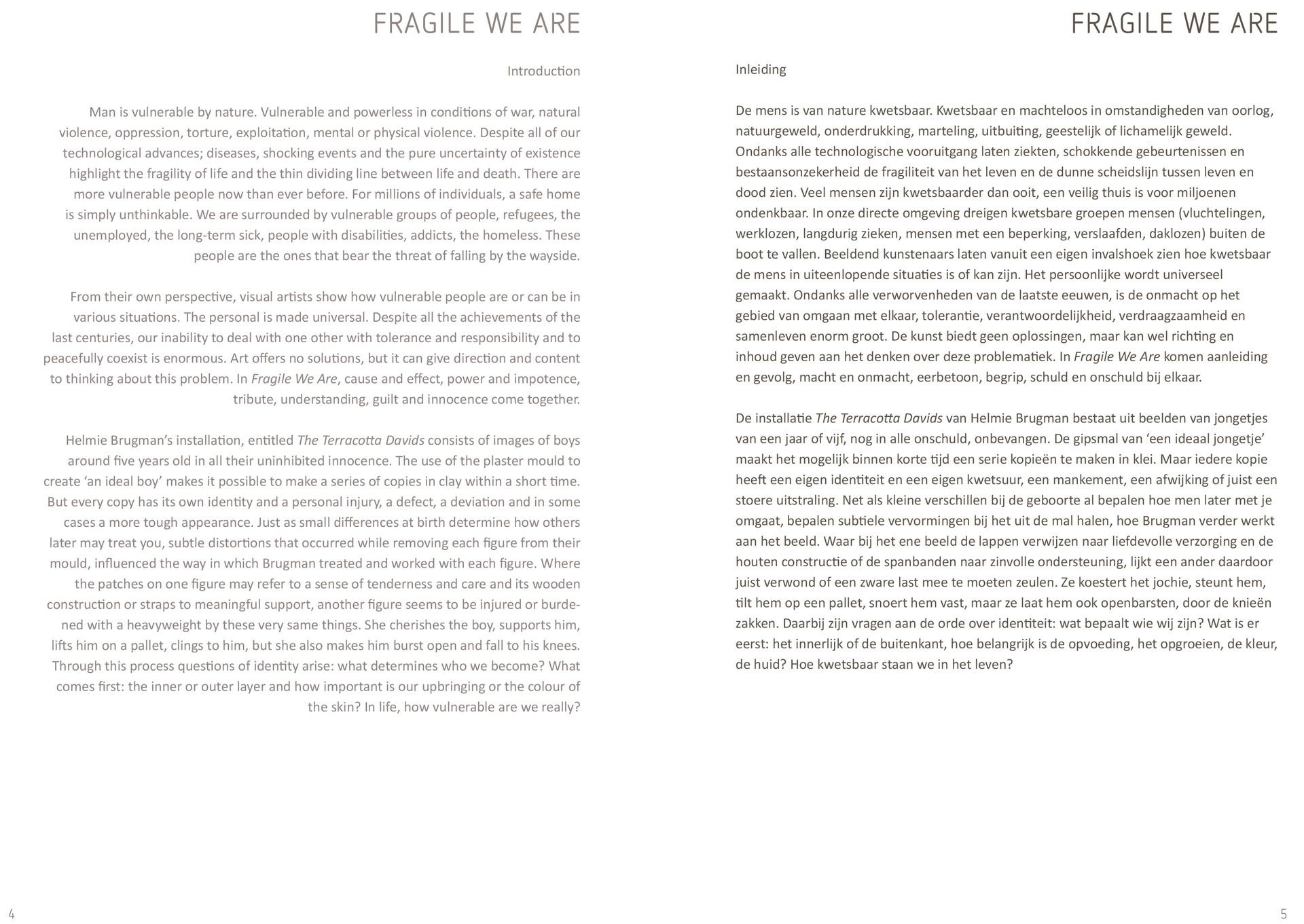 2-Fragile We Are boekje.jpg