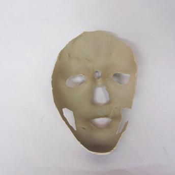 Mask white insite V