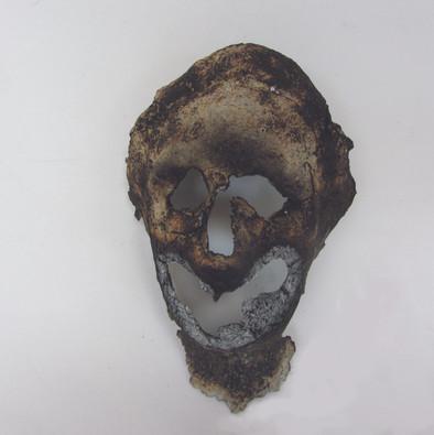 mask burn outsite