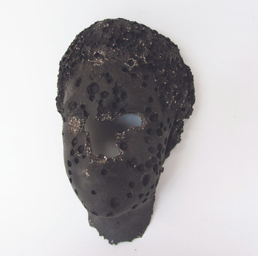 Face Black Poreus
