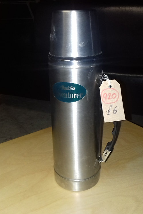 920. Stainless Steel Flask